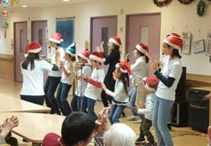 クリスマスゴスペルコンサート1